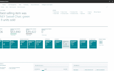 Dynamics 365 Business Central 2019 release wave 2 key points