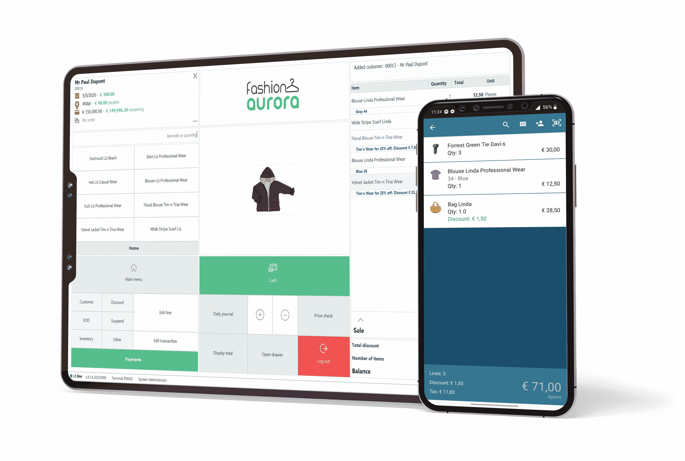LS Central for Retail Manage Multiple Retail Attributes from One Platform